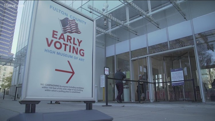 Atlantans share why they'll be showing up at the polls | Where Atlanta Speaks