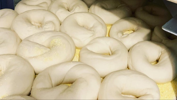New York bagels in Forsyth County