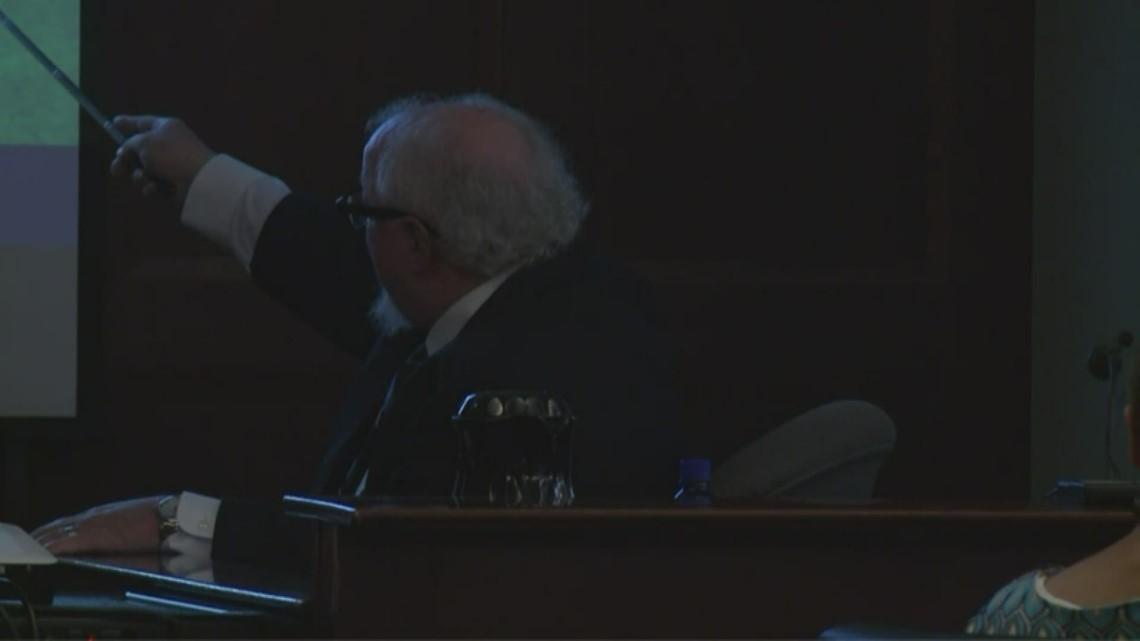 Gas Companies In Georgia >> Rosenbaum trial: Former medical examiner describes ...