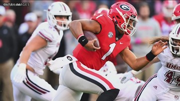 Ex-UGA QB Justin Fields' move to Ohio State forces 5-star prospect to enter transfer portal