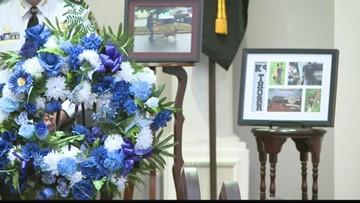 Henry County Police say goodbye to K-9 Thorr