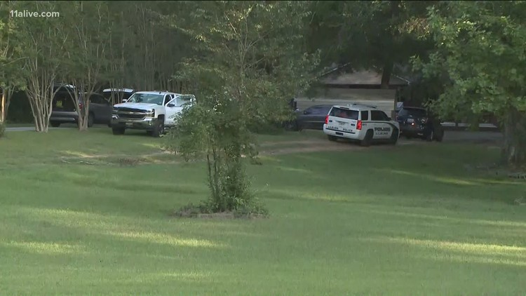 Police: At least two women say they were held against their will at Lilburn home