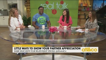 Real Talk: Small Ways to Show Your Partner Appreciation