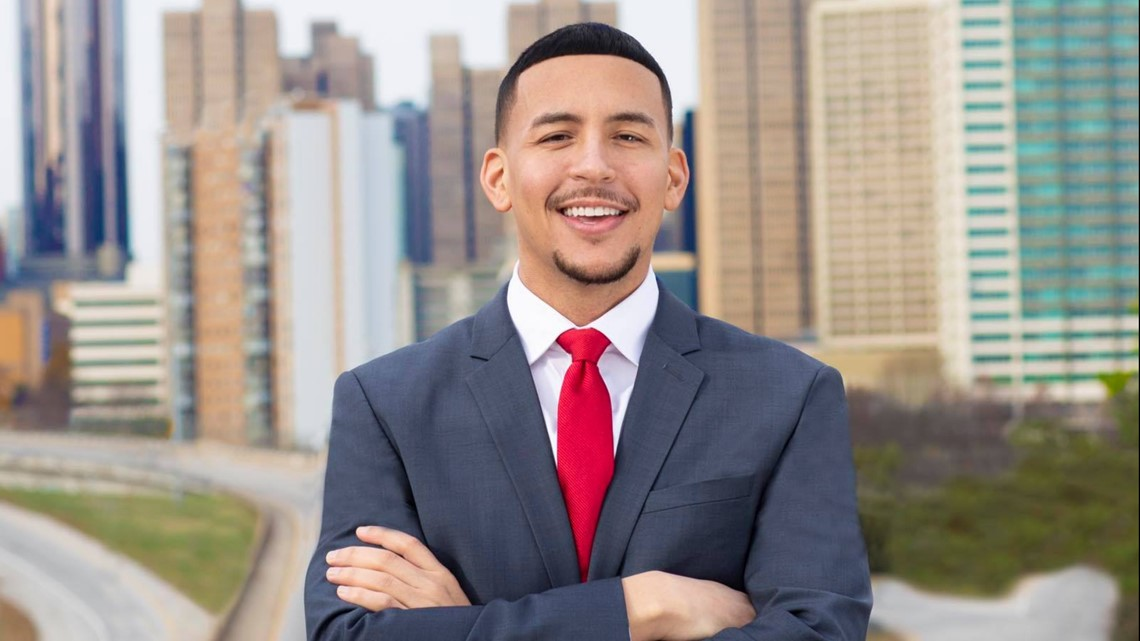 Councilman Antonio Brown takes first steps to campaign for mayor