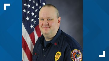Roswell firefighter passes away
