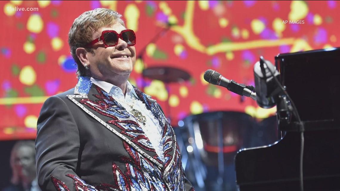 Elton John bringing final 'Farewell' tour to Atlanta