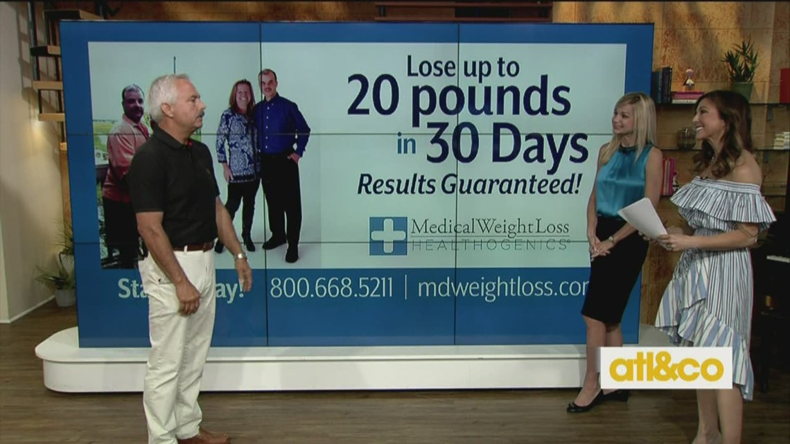 Medical Weight Loss by Healthogenics | 11alive.com