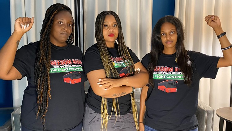 Through protests, a verdict, and sentencing, Atlanta women find their calling in activism