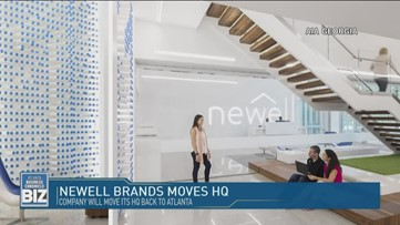 Newell Brands Moves HQ Back to Atlanta