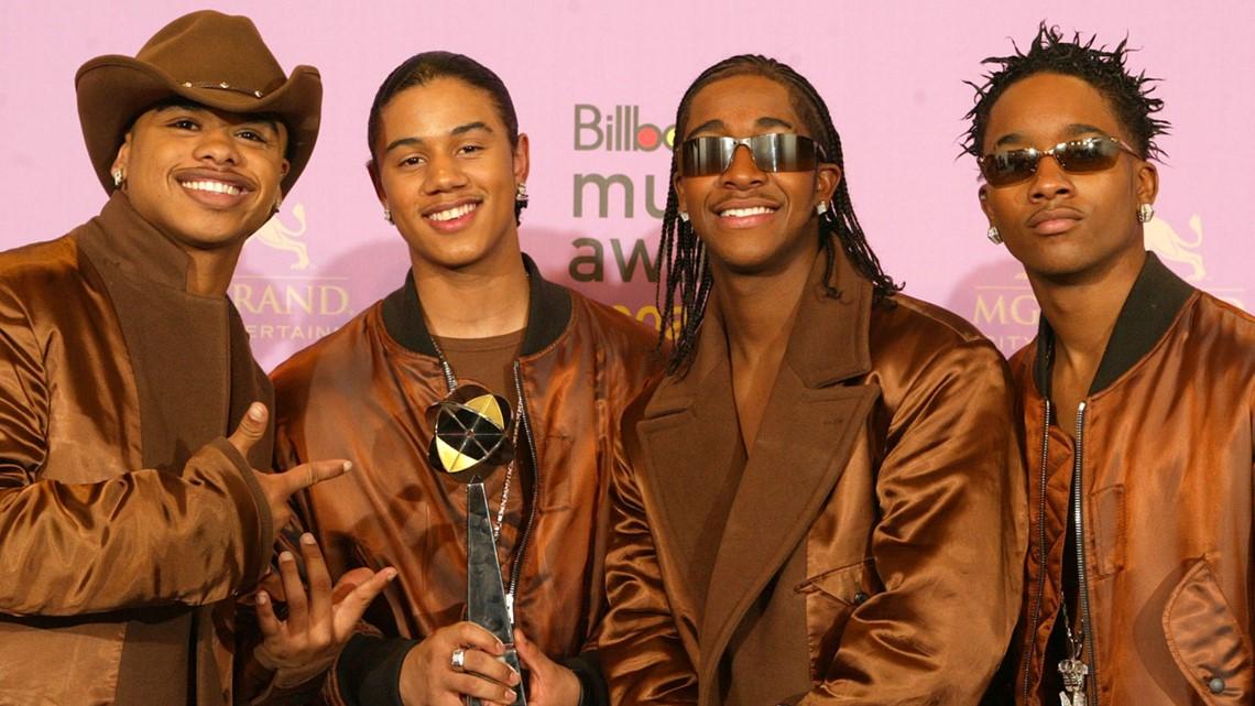 B2K singer Raz-B quits during reunion tour but then ... B2k
