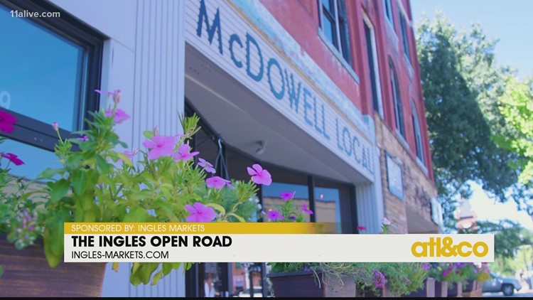 The Ingles Open Road: Marion, NC