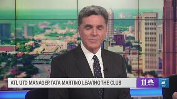 Atlanta United: Tata Martino leaving club after MLS season