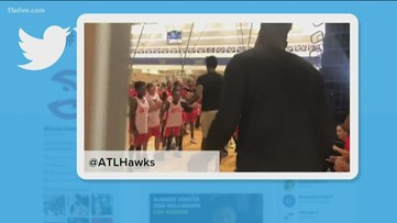 Hawks surprise, message in a bottle, birthday party: Good, Odd, Funny