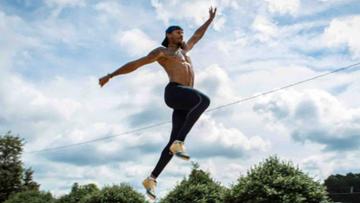 Long jumper Reggie Steele's Olympic Dream isn't free