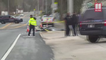 One dead after accident involving moped in Atlanta