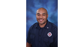Rockdale County firefighter killed in car accident