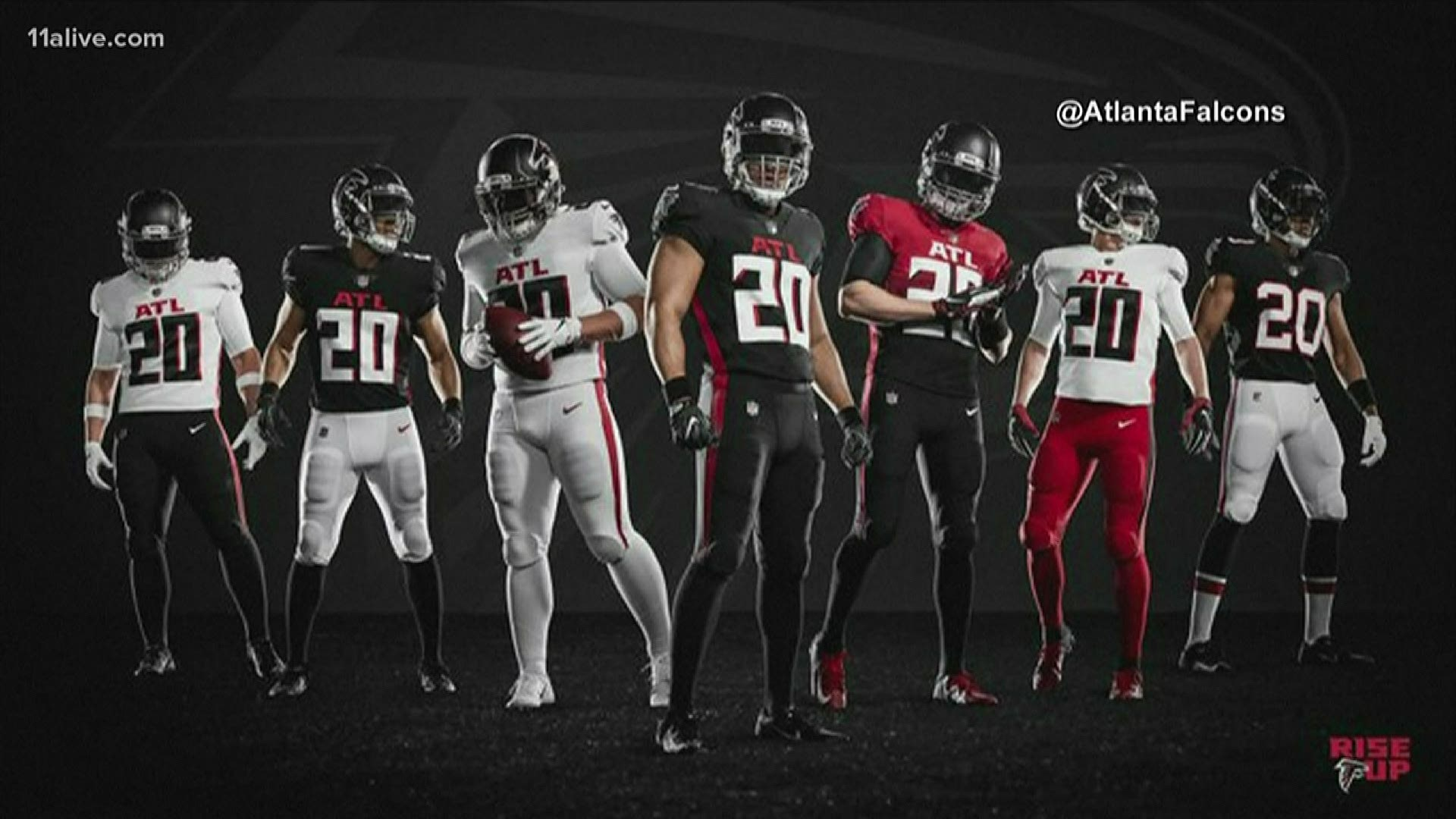 Atlanta Falcons 2020 Season Schedule