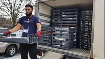 Super Bowl save: Atlanta start-up rescues 100,000 pounds of food
