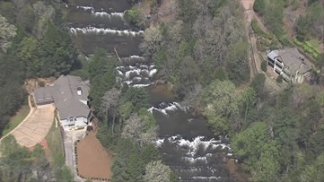 Man searching for missing woman finds her body in Lumpkin County creek