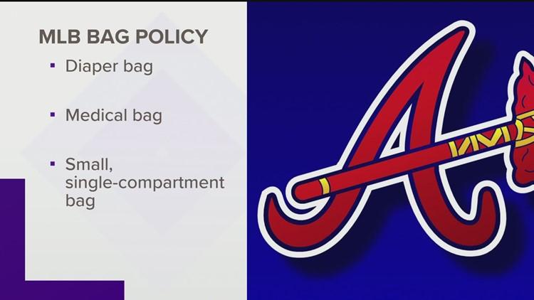MLB adopts 'no bag' policy