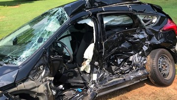 'What's my daughter's life worth?' | Family wants GDOT to change intersection after teen's near-death crash