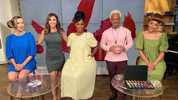 Spring Makeup Trends with Kelvin Myers