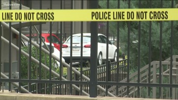 Triple shooting near KSU campus stirs questions about notification