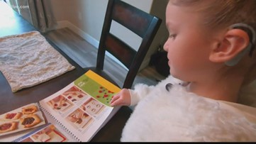 Girl born deaf looking to help others in similar situations