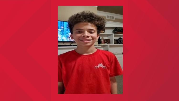 Teen missing since leaving school Friday morning