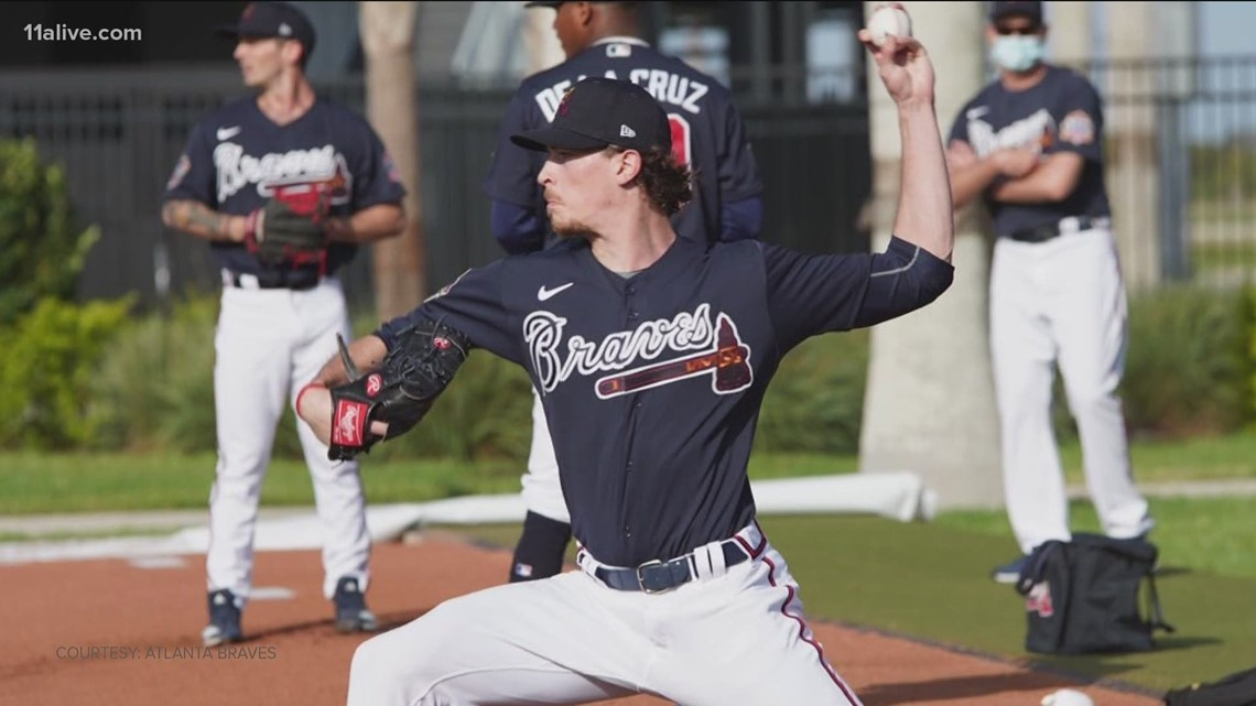Atlanta Braves are Back! First spring workout in Florida