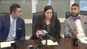 Woman shot outside Brookhaven apartment complex files lawsuit