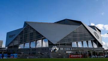 Mercedes-Benz Stadium named as FEMA mass vaccination site