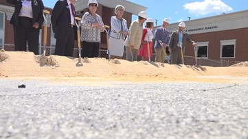 'A legacy project built from a million dreams' | Lawrenceville breaks ground on new arts center
