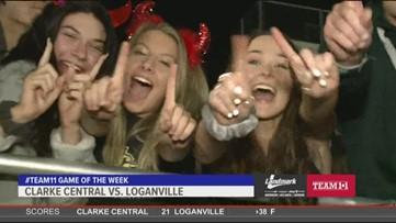 Landmark Dodge Team 11 Game of the Week: Clarke Central vs. Loganville