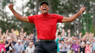 Man's bet on Tiger Woods earns him more than $1.2M