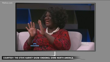 Viral gospel singer 'Duranice Pace' moves Steve Harvey to tears, prepares for upcoming album