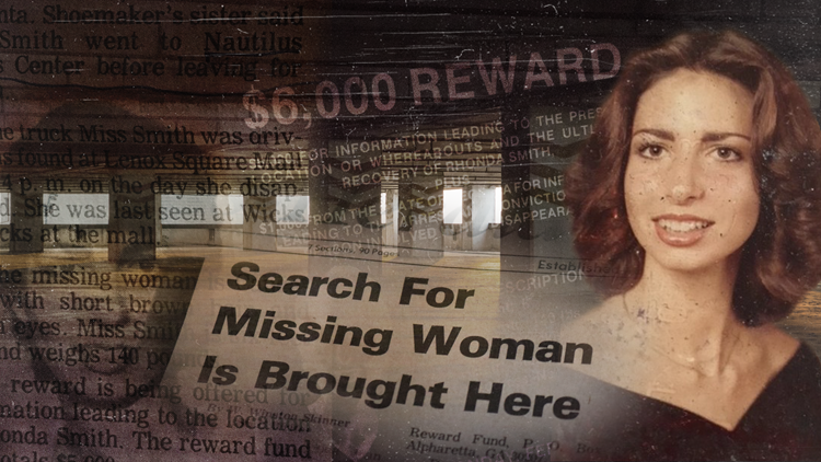 Rhonda Smith vanished in 1984 from Lenox Square in Atlanta.