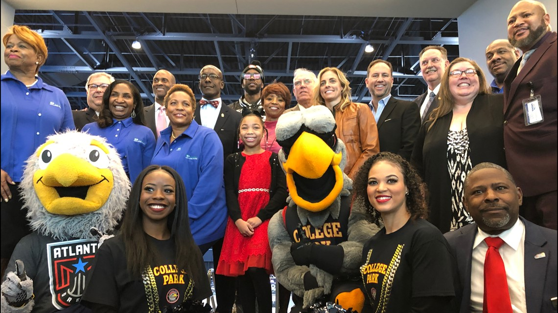 Long-awaited Gateway Center Arena opens in College Park