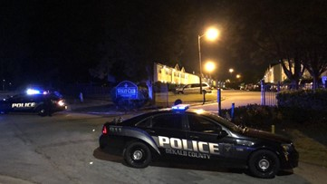 'This male definitely tried to kill one of our officers' | Man escapes after firing at officer