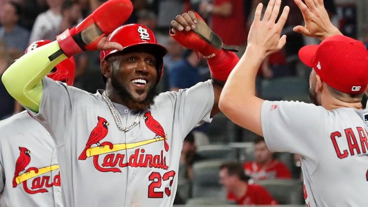 CORRECTION NLDS Cardinals Braves Baseball