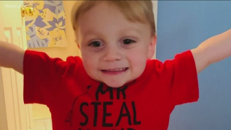 Family mourns toddler who died weeks after being found in backyard pool