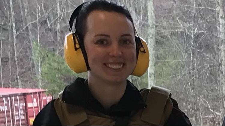 Pickens County Deputy Cassie Defoor