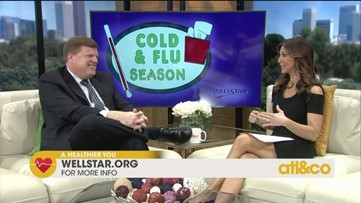 11Alive&Well: A healthier you during cold and flu season with WellStar