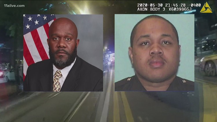 Atlanta officers fired after college students' tasings have terminations overturned