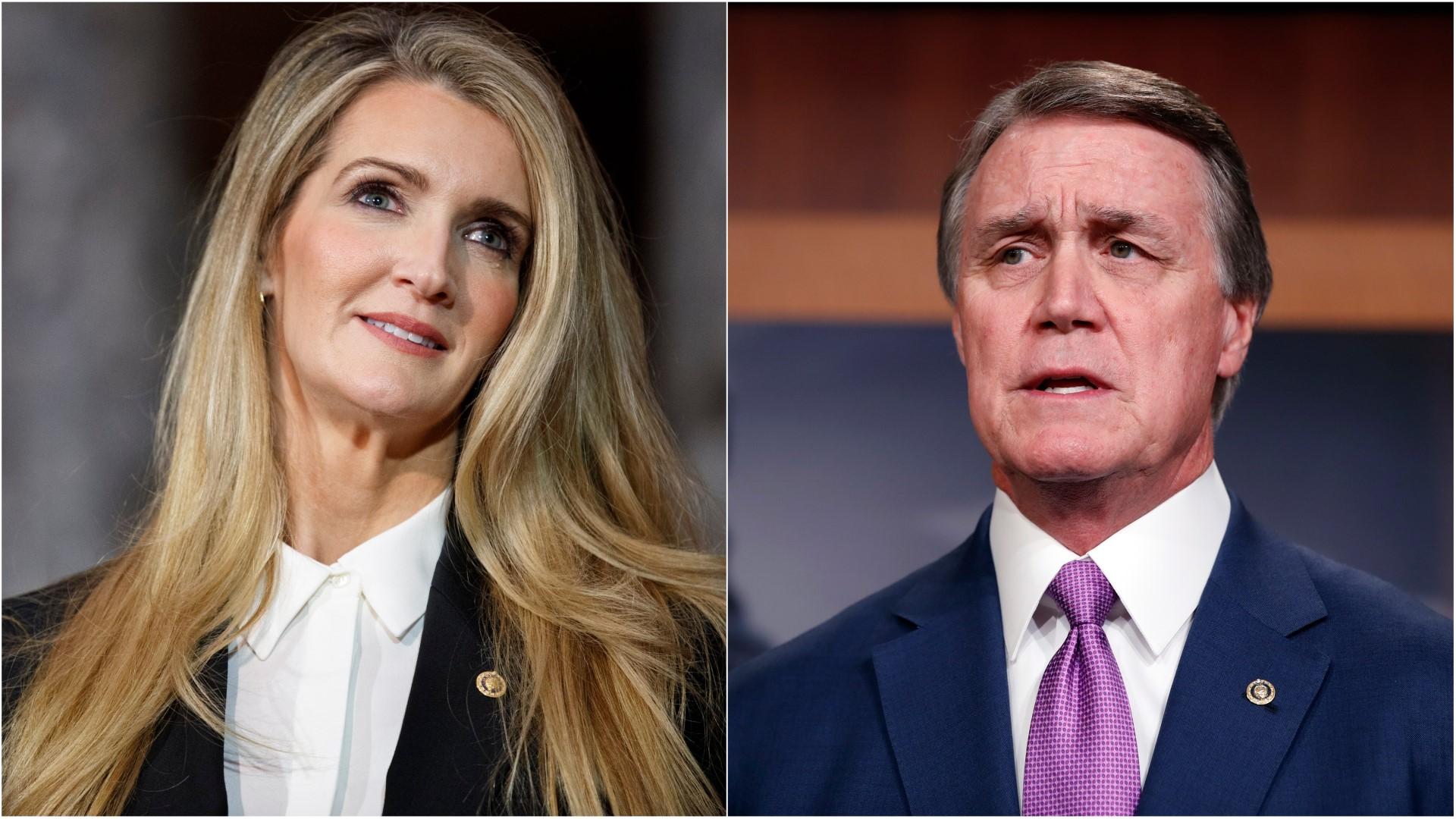 Kelly Loeffler, David Perdue stock trades under fire | 11alive.com