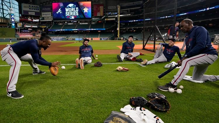 World Series set to begin with Houston hosting Atlanta in Game 1