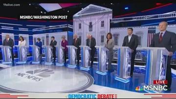 Here's a breakdown of the Democratic debate that took place in Atlanta