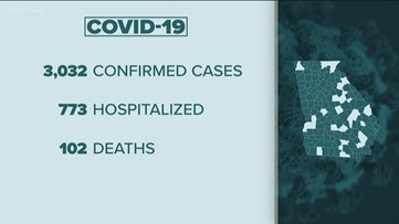 Health experts say Atlanta should prepare for a slew of  coronavirus related illnesses