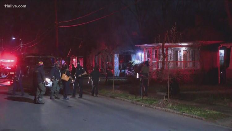 Man who died in Atlanta house fire alongside three dogs identified