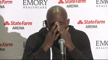 Kobe Bryant death brings Atlanta Hawks coach, who lost cousin in helicopter crash, to tears